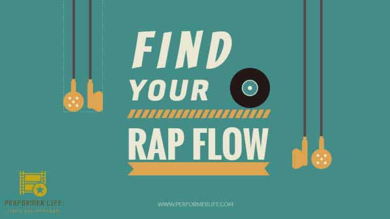 how to find your flow in rap
