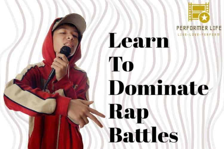 learn to be a good rap battler!