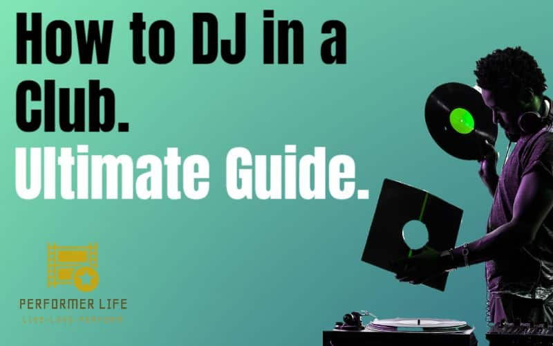 how to dj in a club