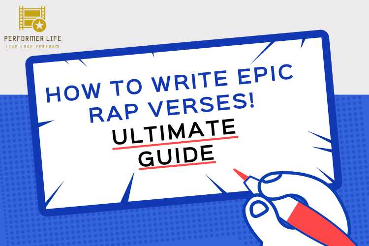 this is the best way to write rap verses.