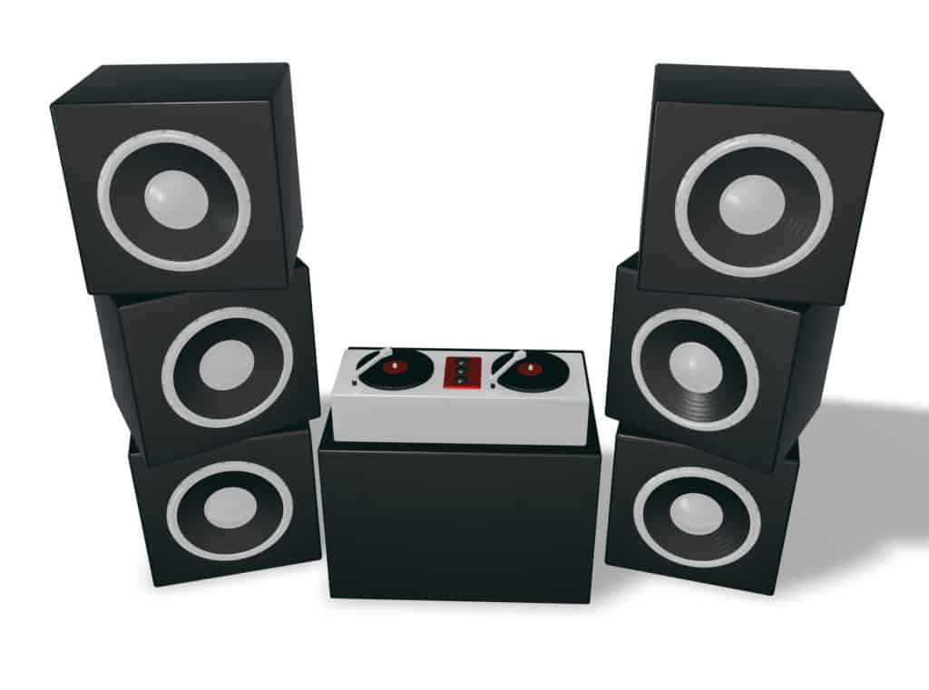 what are the best home dj speakers?