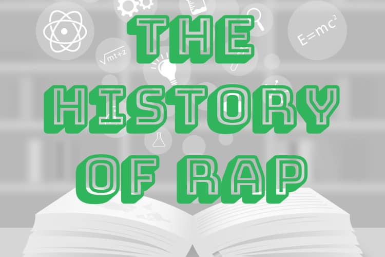 this article is all about the history of rap.