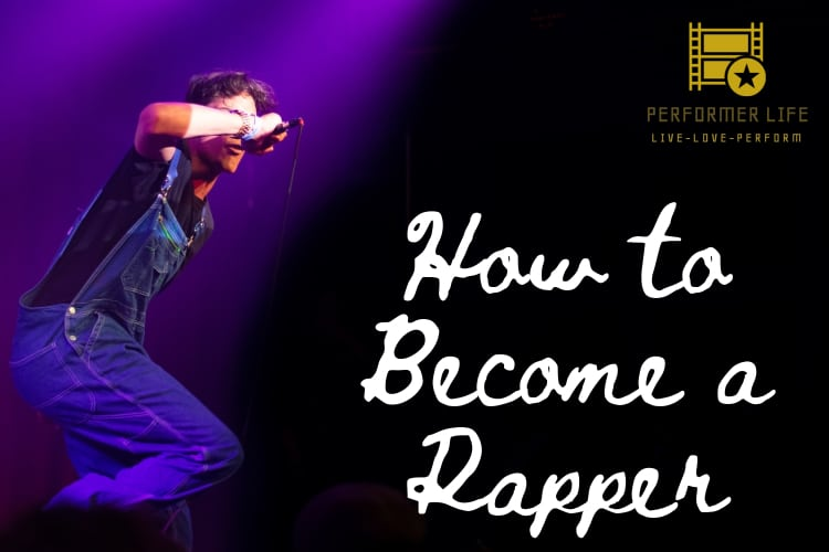how to become a rapper.