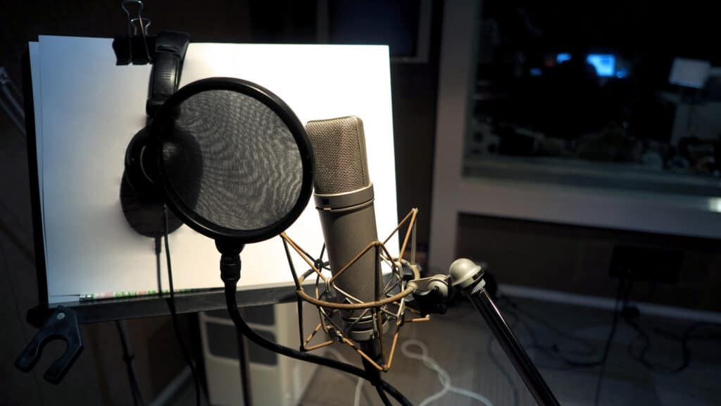 Pros and cons of voice acting.